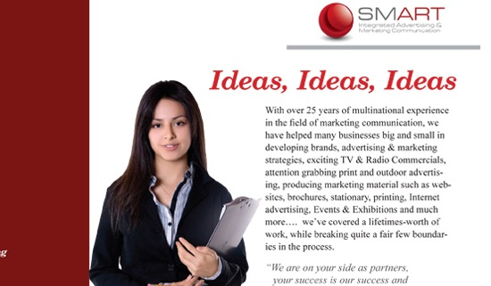Smart Marketing Booklet
