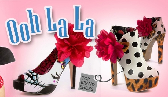 Top Brand Shoes Banner Ad IX