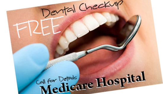 Medicare Dental Care Web Banner Ad