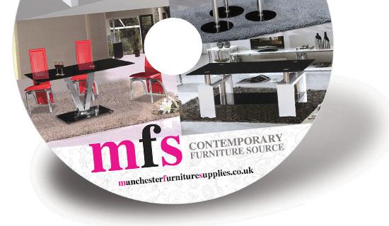 MFS CD Design and Printing