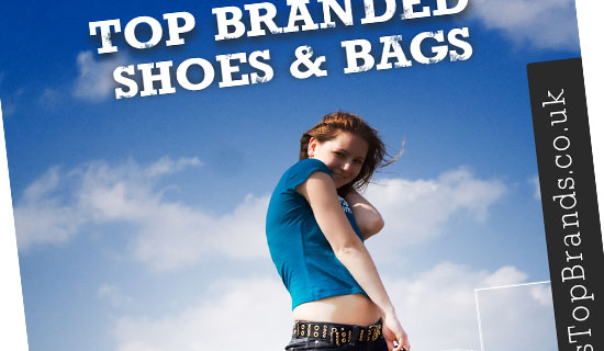 Top Brand Shoes A4 Size Flyer