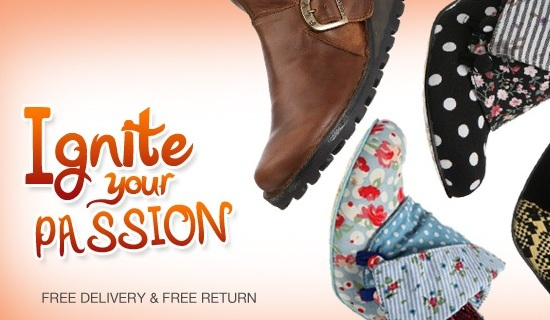 Ignite Your Passion Banner Ad