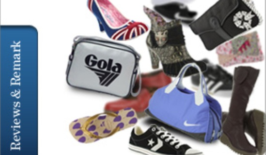 Shoes & Bags Ad Banner