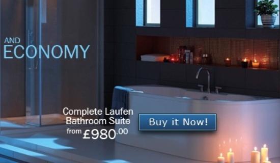 Pure Bathrooms Slide Banner IV