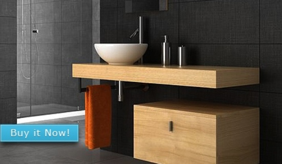 Pure Bathrooms Web Banner V