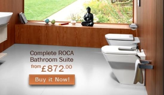 Pure Bathrooms Web Slider Banner II