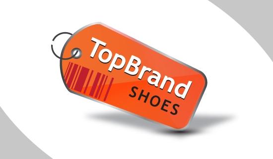 Top Brand Shoes Logo I