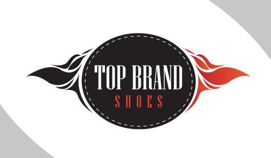 Top Brand Shoes logo II