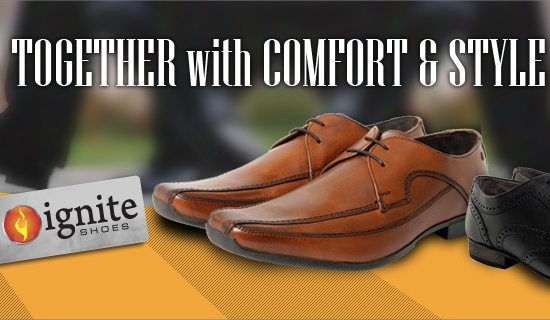 Ignite Shoes Web Ad XII
