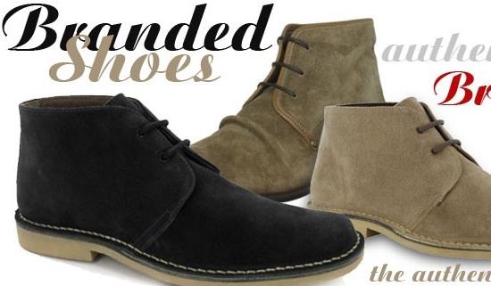 Branded Shoes Website Banner II