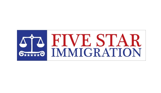 Five Star Immigration Logo