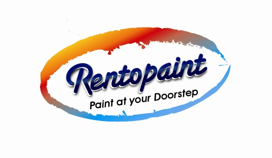 Rento Paints Logo