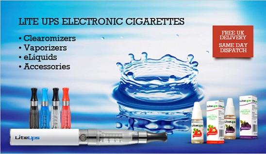 Lite Ups eLiquids for Smoking