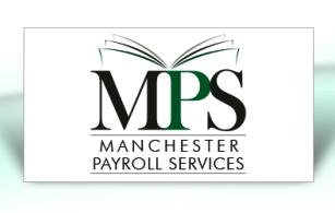 Manchester Payroll Logo Desing