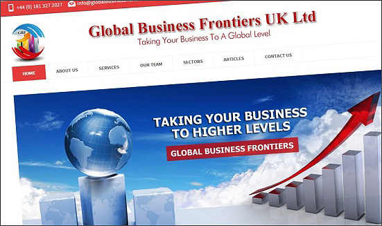 Global Business Frontiers