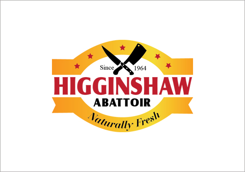 Higginshaw Abattoir Logo