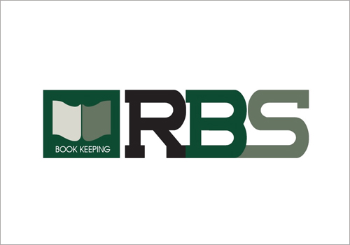 RBS Book Keeping Logo Design