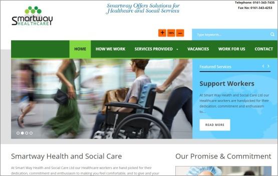 Smartway Healthcare Ltd.