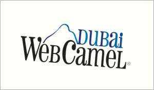 Dubai Web Camel Logo
